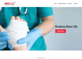 surgicaldressingmaterial.com