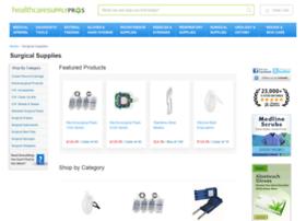 surgicalsupplies.healthcaresupplypros.com