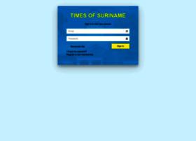 surinametimes.com