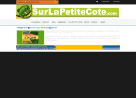 surlapetitecote.com