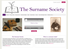 surname-society.org