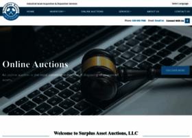 surplusassetauctions.com
