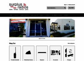 surplusradios.net
