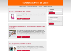 surprenant.fr