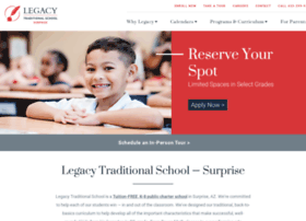 surprise.legacytraditional.org