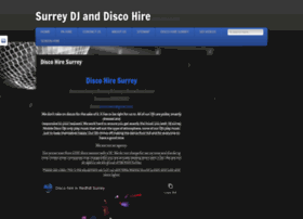 surrey-discos.co.uk