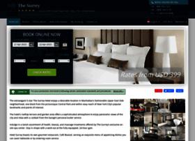 surrey-hotel-manhattan.h-rsv.com