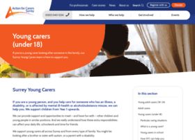 surrey-youngcarers.org.uk