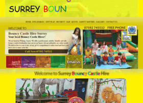 surreybouncycastlehire.co.uk