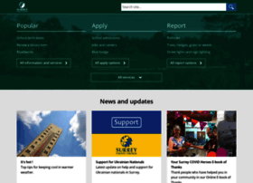 surreycc.gov.uk