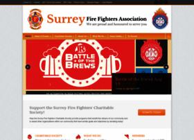 surreyfirefighters.com