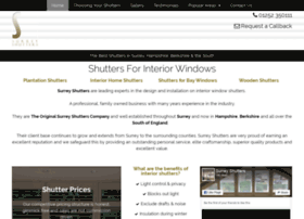 surreyshutters.co.uk