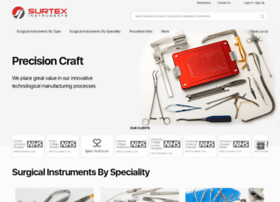 surtex-instruments.co.uk