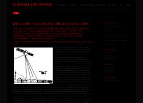 surveillanceissues.com