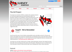 Xjz survey remover activation code