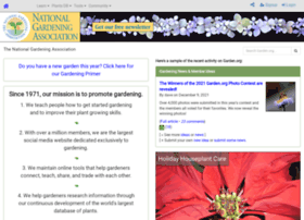 survey.garden.org