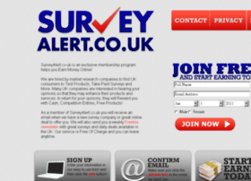 surveyalert.co.uk