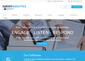 surveyanalytics.co