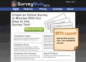 surveymule.com
