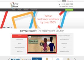 surveyontablet.com