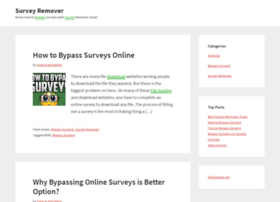 surveyremover.net