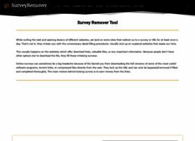 surveyremoveronline.com