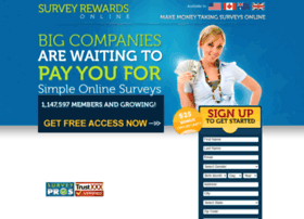 surveyrewardsonline.com