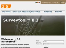 surveytool.3s.se