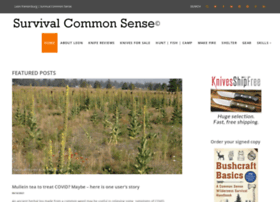survivalcommonsense.com