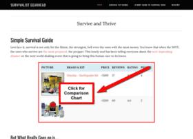 survivalistgearhead.com