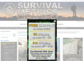 survivalmetrics.com