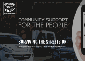 survivingthestreets.uk