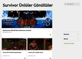 survivorgonulluler.blogspot.com