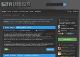 survivorserver.com