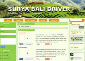 suryabalidriver.com