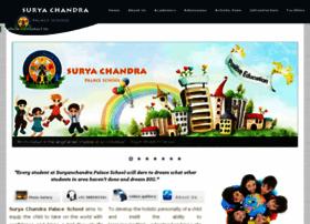 suryachandraschool.com