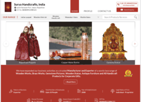 suryahandicrafts.net