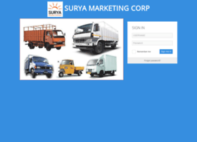 suryamarketingcorp.com