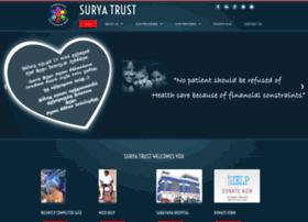 suryatrust.org
