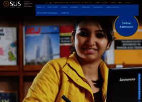 sus.edu.in