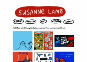 susannelamb.com
