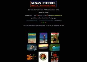 susanpierres.com