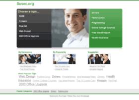 susec.org