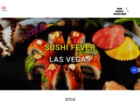 sushifevervegas.com