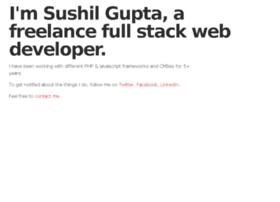 sushilgupta.com.np