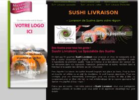 sushilivraison.com