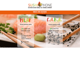 sushiphone.com.ar