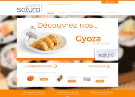 sushisakura.fr