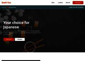 sushiyoubloomfield.com