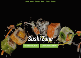 sushizone.ca
